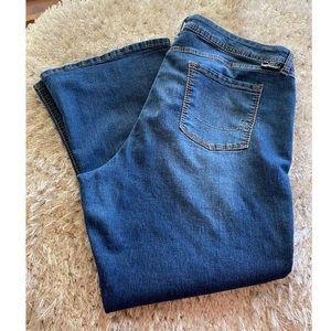 torrid Jeans - Torrid Source of Wisdom Slim Bootcut Jeans